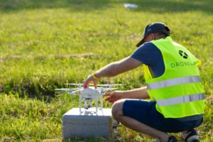 Szkolenia i licencje na drony